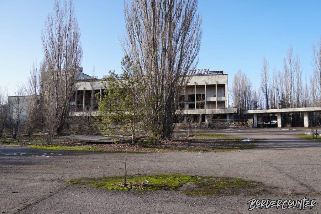 Markthalle von Tschernobyl